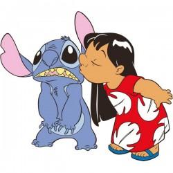 Vinilo Disney Lilo y Stitch