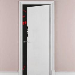 Vinilo adhesivo puerta...