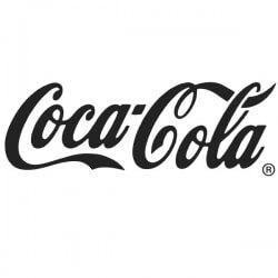 Vinilo Coca-Cola