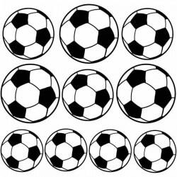 Vinilo infantil pelota