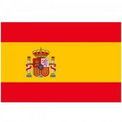 Vinilo bandera de España