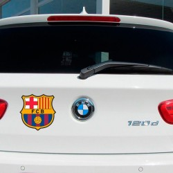 Vinilo escudo FC Barcelona