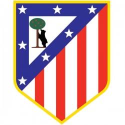 Vinilo logo Atlético de Madrid
