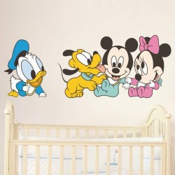 Vinilo Disney Mickey Mouse