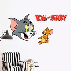 Pegatina Tom & Jerry
