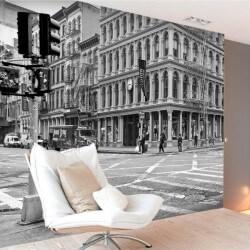 Mural en vinilo Manhattan