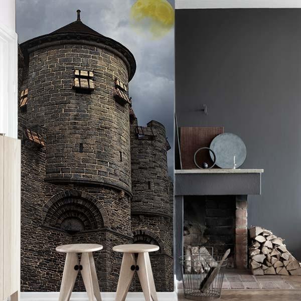 Fotomural torre de piedra
