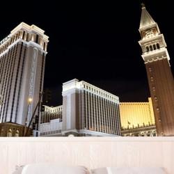 Fotomural hotel en Las Vegas