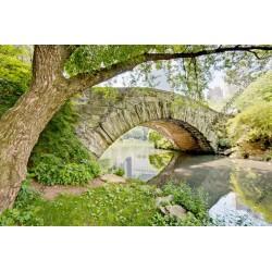 Fotomural pequeño puente