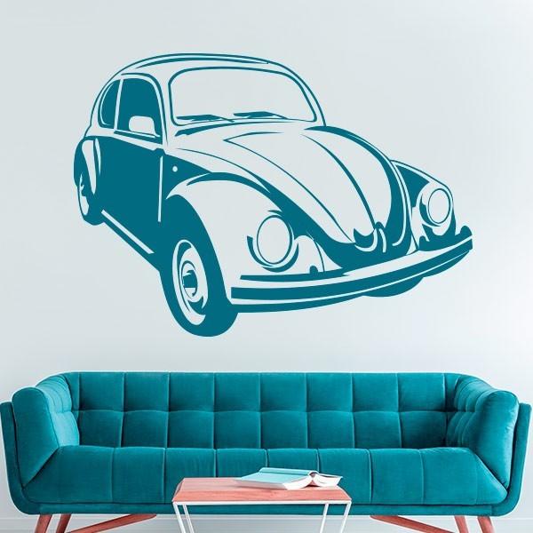 Vinilo Volkswagen Beetle