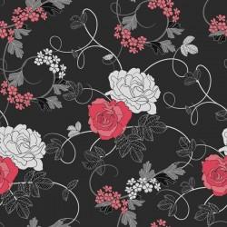 Vinilo para cómodas floral 6