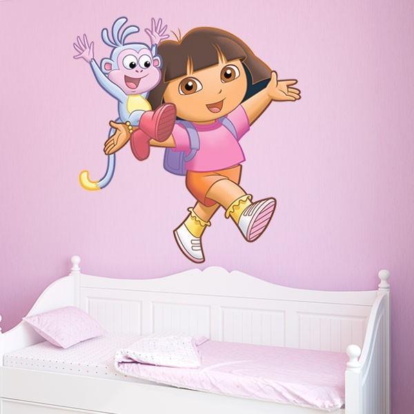 Vinilo Dora, la exploradora