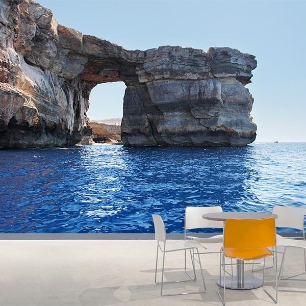 Fotomural mar de Malta