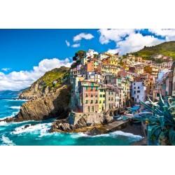 Fotomural pueblo italiano