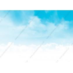 Fotomural cielo azul