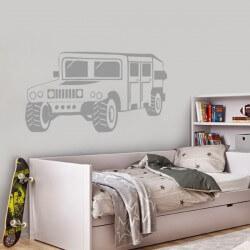 Vinilo Hummer h1