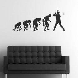Vinilo de pared evolución