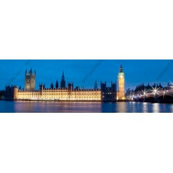 Fotomural Londres de noche