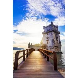 Fotomural Torre de Belén
