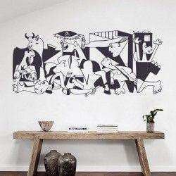 Vinilo decorativo El Guernica