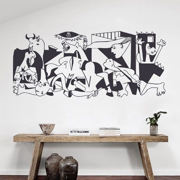 El guernica vinilos para decorar tu hogar for Tu vinilo decorativo