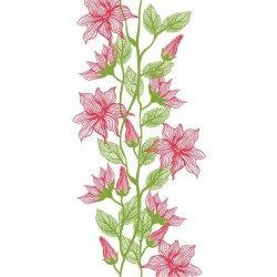 Vinilo flores 16