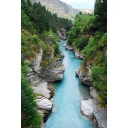 Fotomural río de Escocia