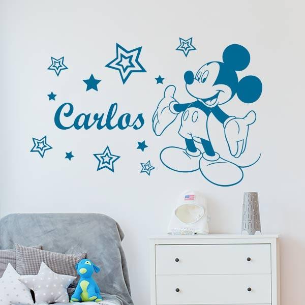 Vinilo Mickey Mouse