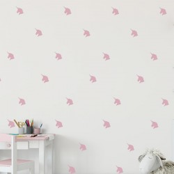 Pegatinas de pared Unicornios
