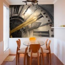 Mural en vinilo de Big Ben 2