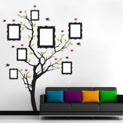 Vinilo decorativo árbol...