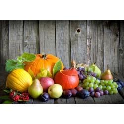Fotomural de fruta variada