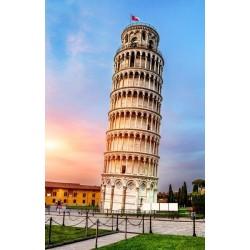 Mural Torre de Pisa 3