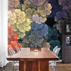 Fotomural textura de colores