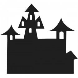 Pizarra castillo drácula