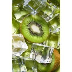 Vinilo de cocina kiwi con hielo