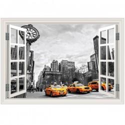 Ventana decorativa Nueva York