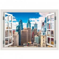 Ventana en vinilo Filadelfia