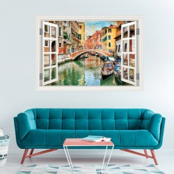 Ventana en vinilo Venecia