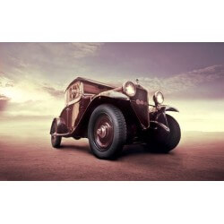 Fotomural Hot Rod 1
