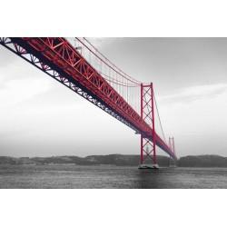Mural puente Vasco da Gama