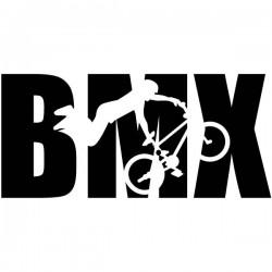 Vinilo decorativo BMX