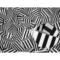 Fotomural cajas 3D