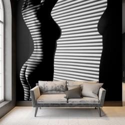 Mural cuerpo de mujer