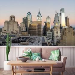 Fotomural ciudad Filadelfia