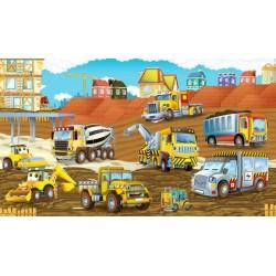 Fotomural construcción infantil