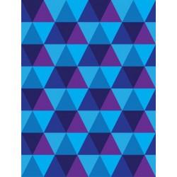 Vinilo muebles triángulos