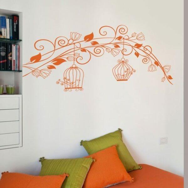 "Murales 11455 /""jirafa/"" pared Pegatina de pared Sticker decorativas África animales"