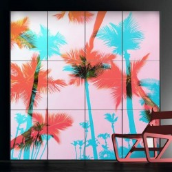 Fotomural palmeras 3