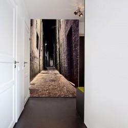 Mural decorativo callejón 2